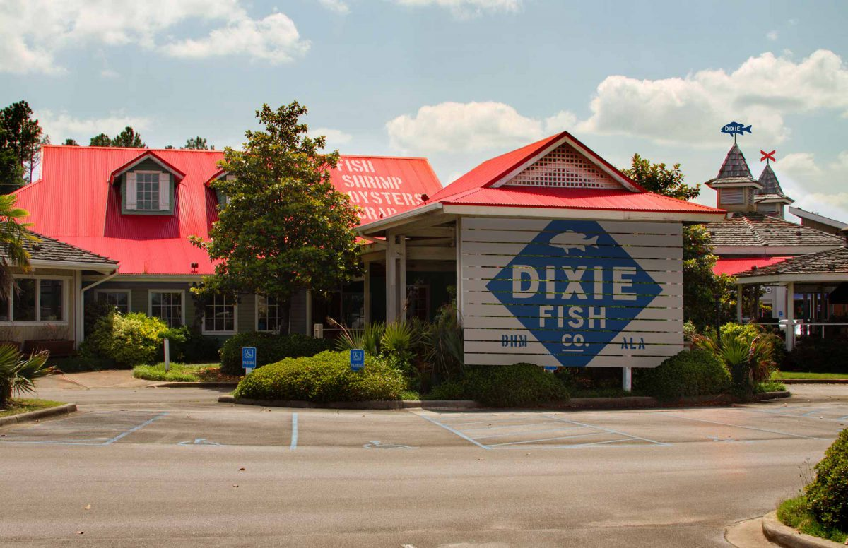 Dixie fish co branding big communications an for Dixie fish company