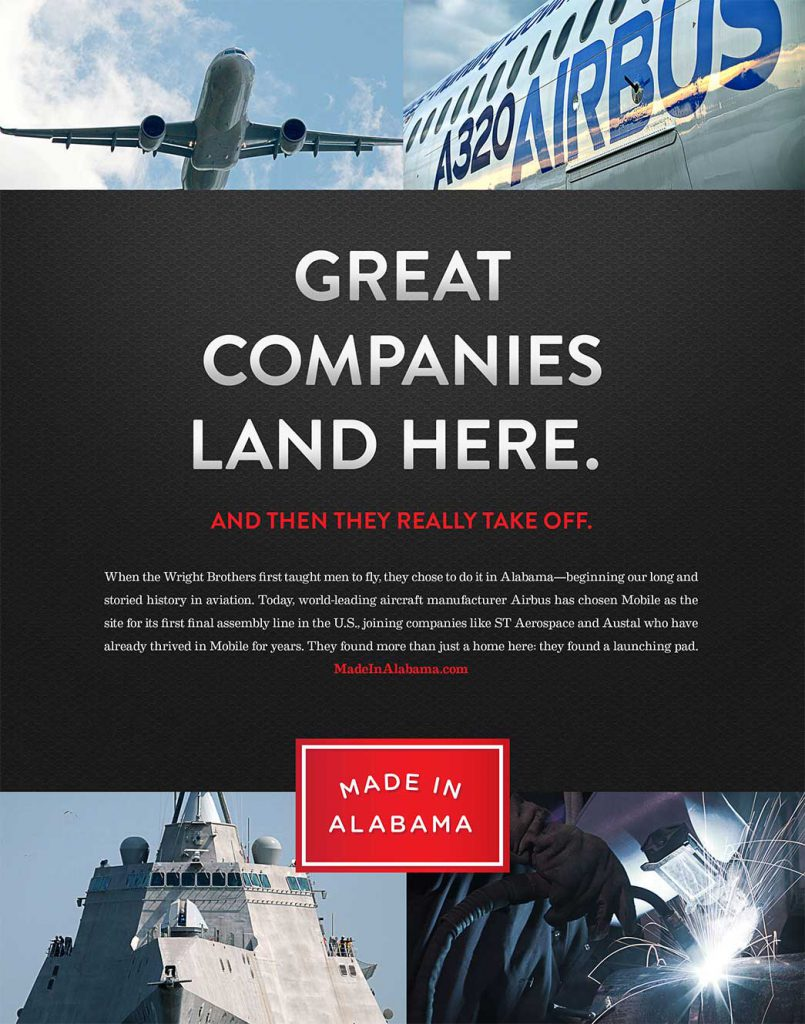 Made in Alabama | BIG Communications